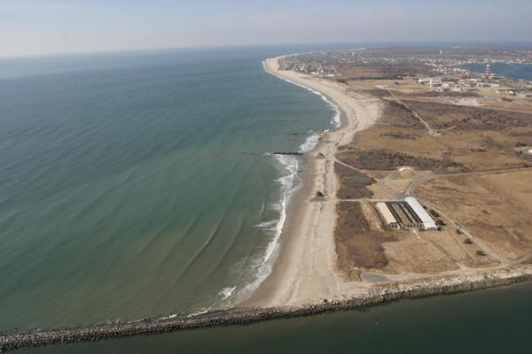 Cape May Beach Replenishment
