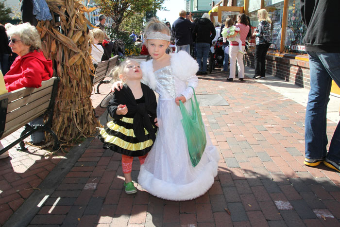 Cape May Halloween.Annual Halloween Parade And Trick Or Treat On The Mall A