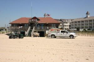 Grant Street Beach and CMBP headquarters