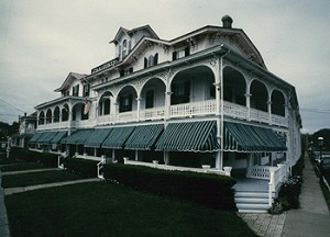 The Chalfonte Hotel today