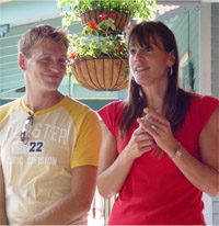 Jim and Laura Zeitler