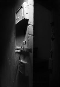 Locks on the attic door