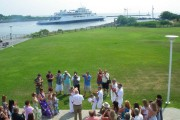 Weddings at the Cape May Ferry Terminal