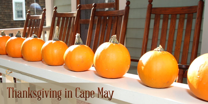 What restaurants are serving Thanksgiving dinner in Cape May?