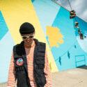 Philadelphia hip-hop artist Alexander Charles