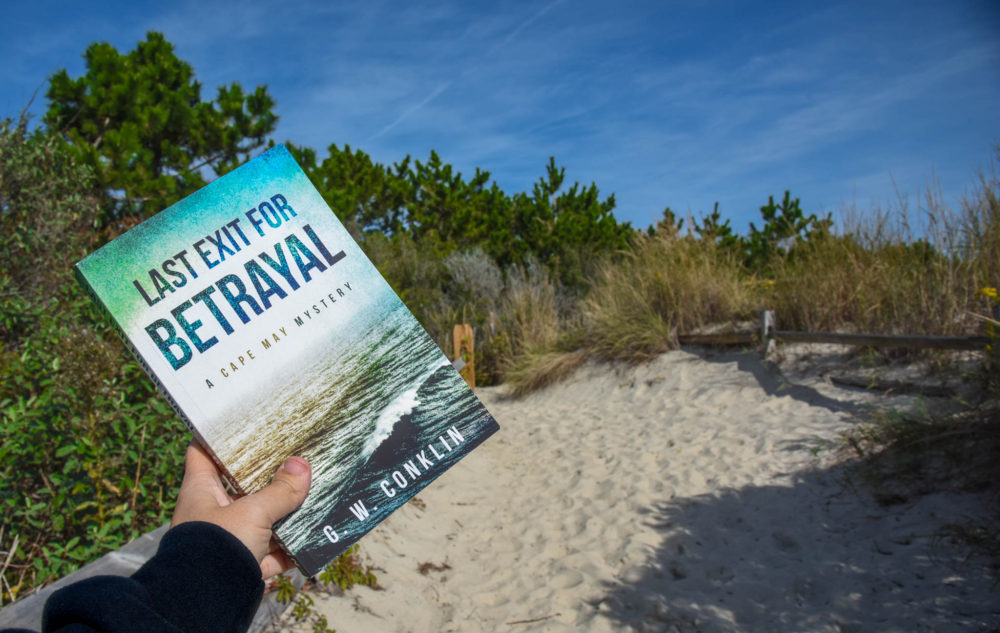 """""""Last Exit For Betrayal"""" at Cape May Point"""