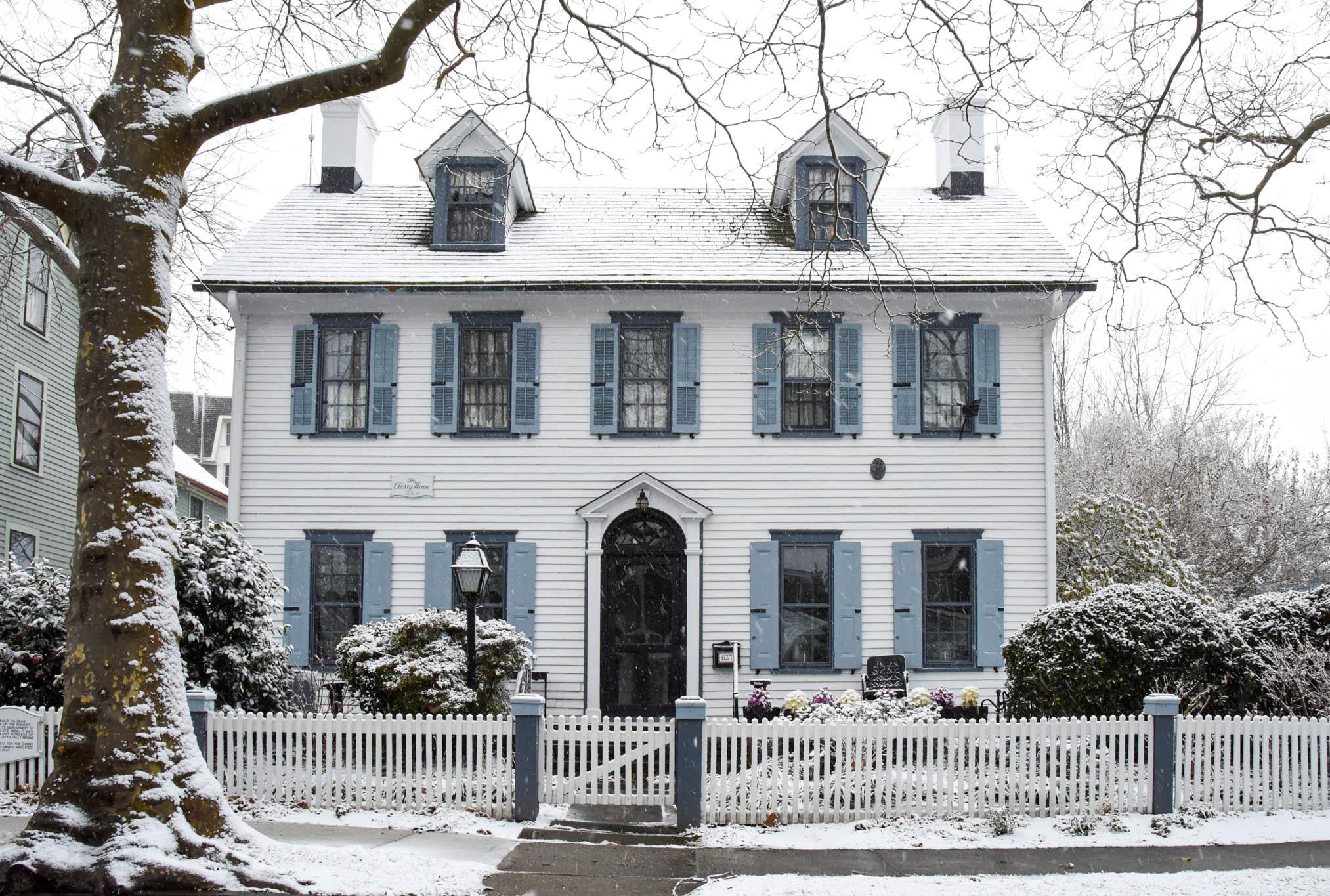 The Cherry House on Hughes Street