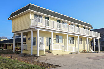 Buckingham Motel in Cape May