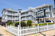 The Montreal Beach Resort in Cape May NJ