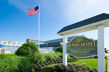 Cape May Hotel The Grand Hotel