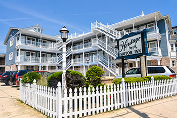 Heritage Inns Cape May Motor Inn