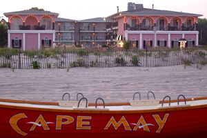 Cape May Hotel Periwinkle Inn