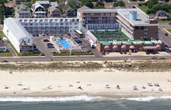 The Grand Hotel in Cape May, New Jersey