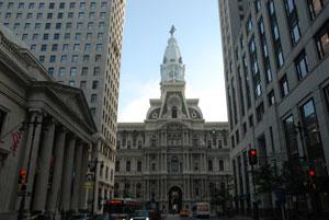 Downtown Philadelphia, PA