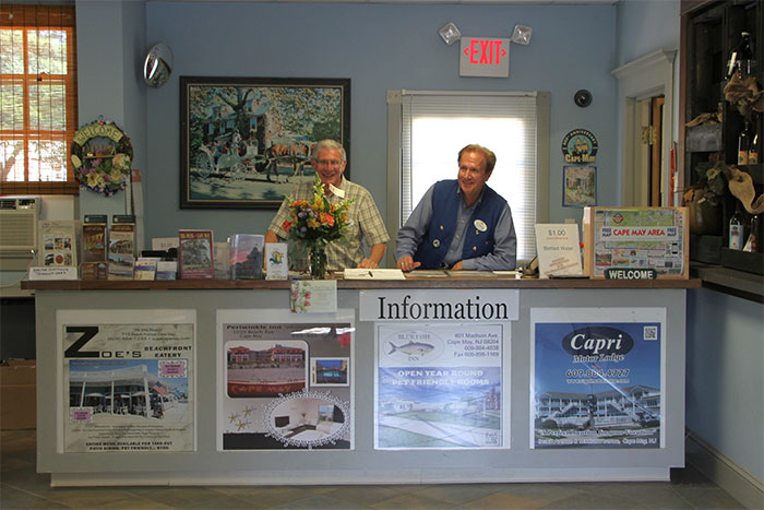 Cape May Welcome Center Cape May Visitors Center Cape May – Cape May Tourist Map