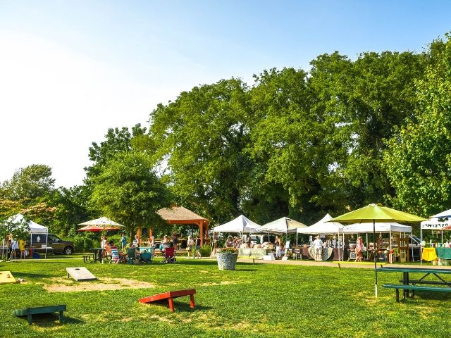 West Cape May Farmers Market