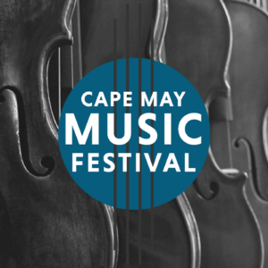 Cape May Music Festival banner