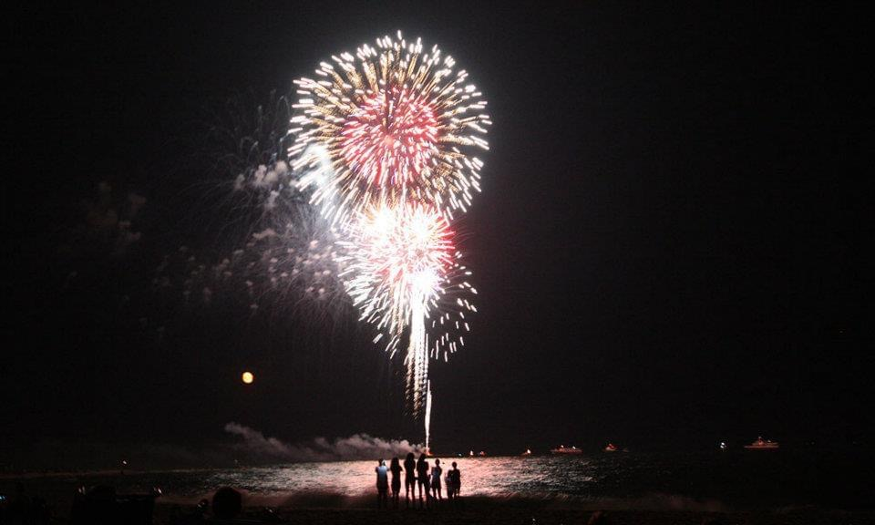 Fireworks CapeMay.com