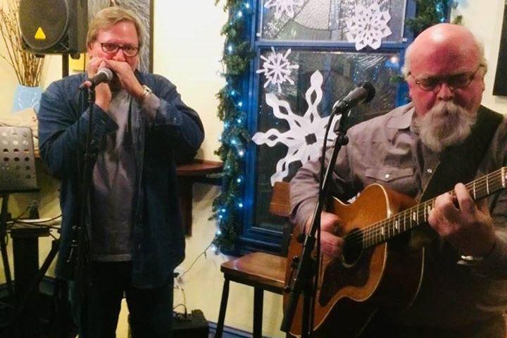 John Langston & Mark Ternosky from Nauti Spirts