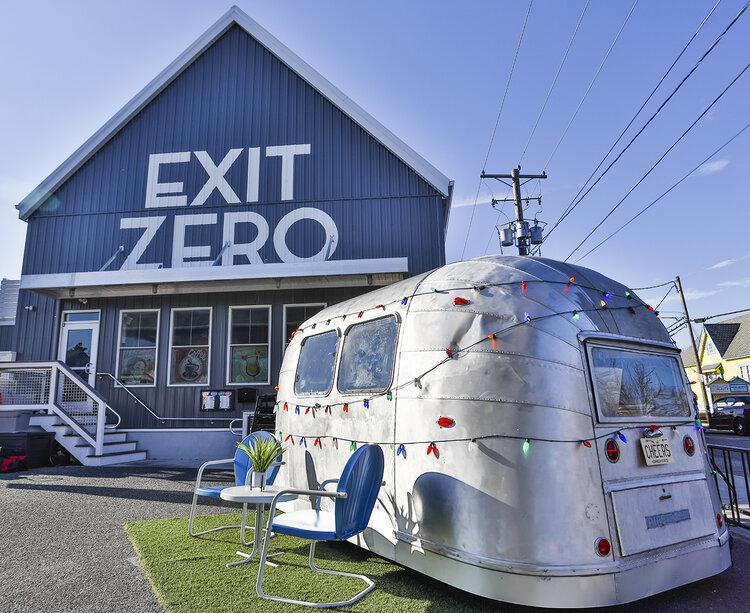 Exit Zero Filling Station