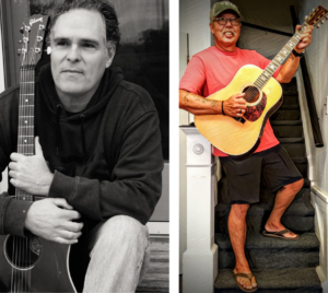 Greg Carpenter on the left- Dale Barth on the right- pic's from their FB page