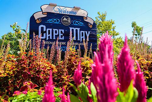 Cape May NJ area information