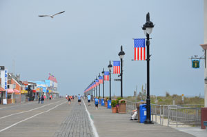 Ocean City NJ, Somers Point NJ