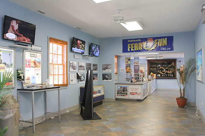 The Cape May Welcome Center