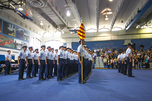 Resources for families attending Coast Guard graduation in Cape May