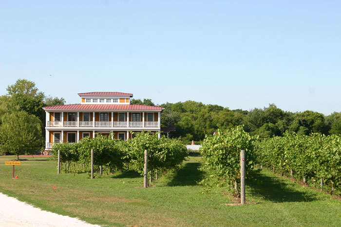 Willow creek winery picture of the day for Willow creek mansion