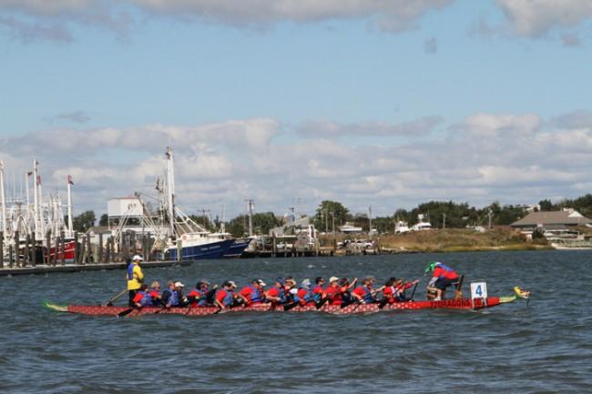 Cape May Dragon Boat Festival