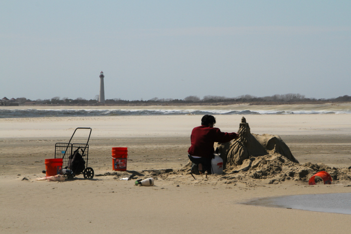 Sandcastle time