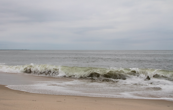 Poverty Beach Waves