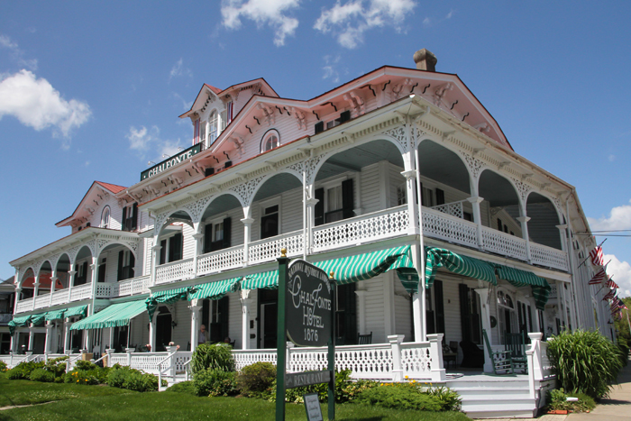 The Chalfonte Hotel
