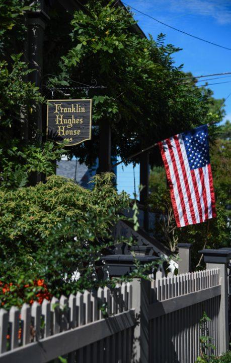Franklin Hughes House