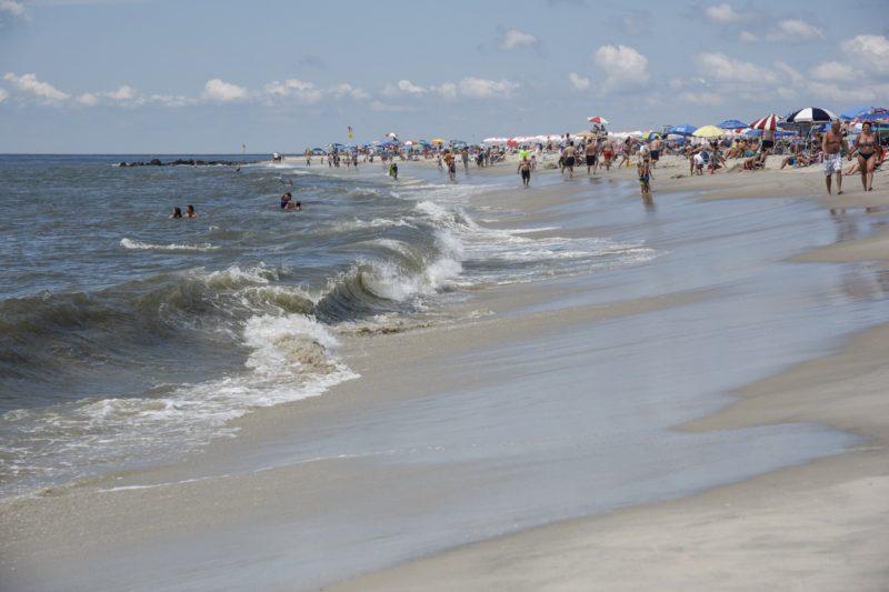 Summertime Waves