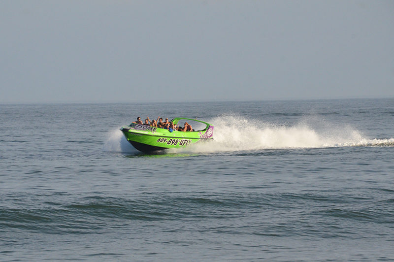 East Coast Jetboat off Ocean St beach