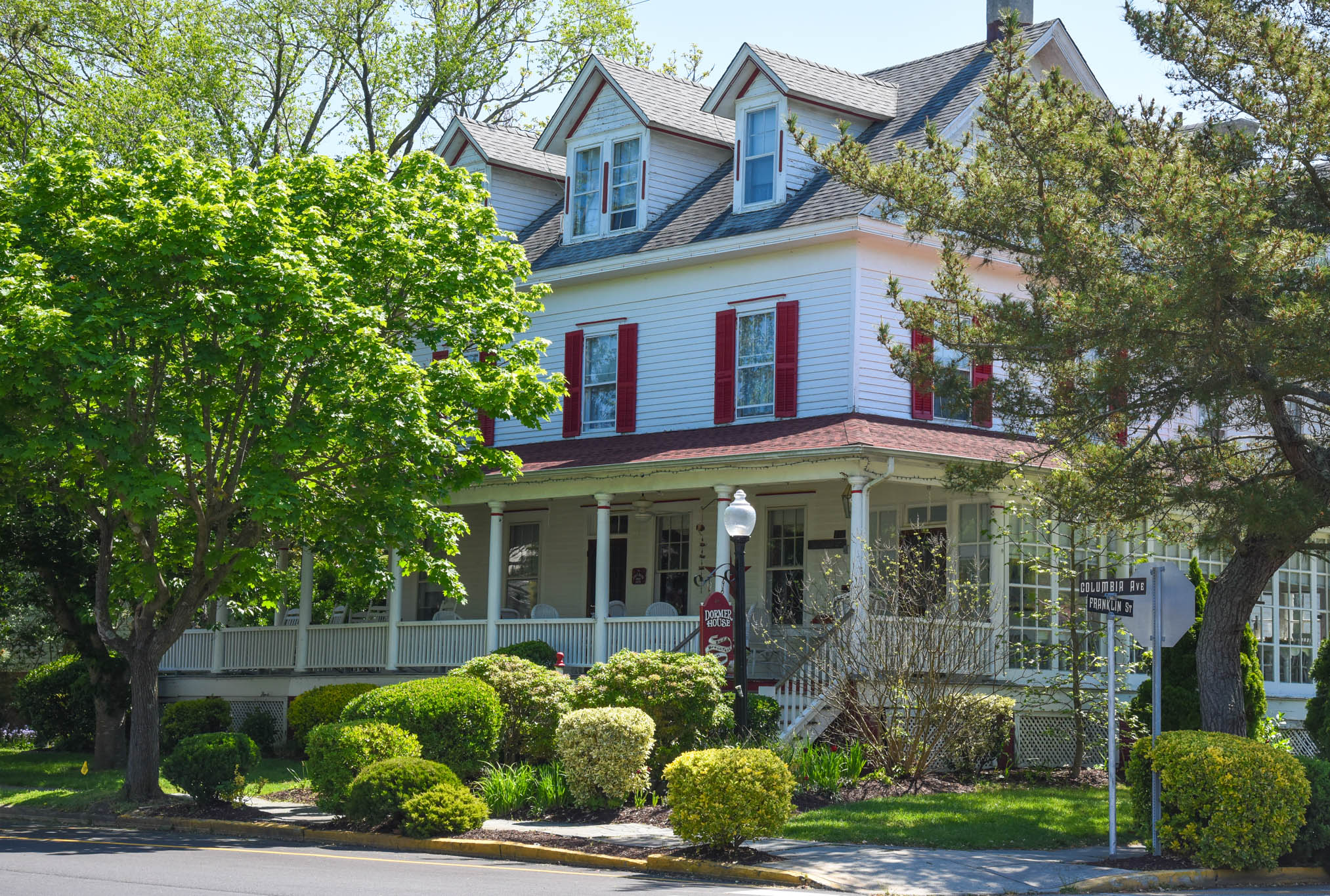 Dormer House on Columbia Ave