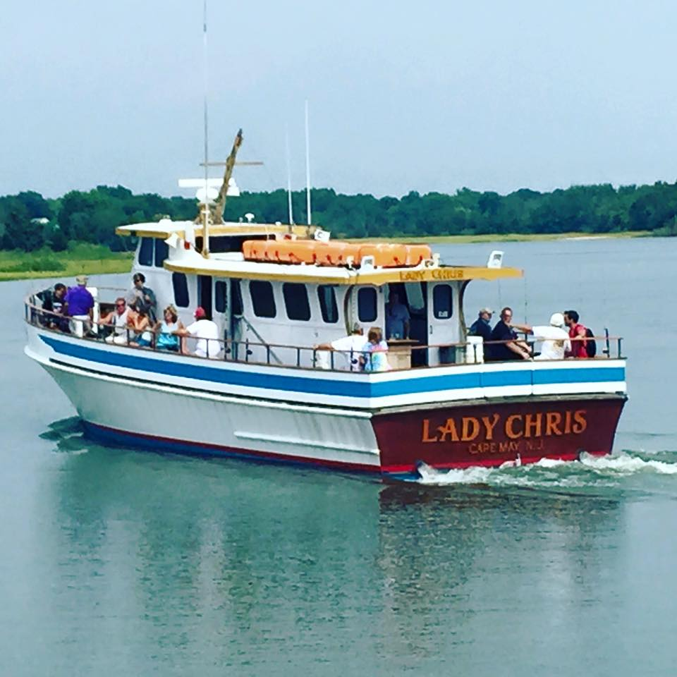 Miss chris boats activities in cape may for Cape may fishing charters
