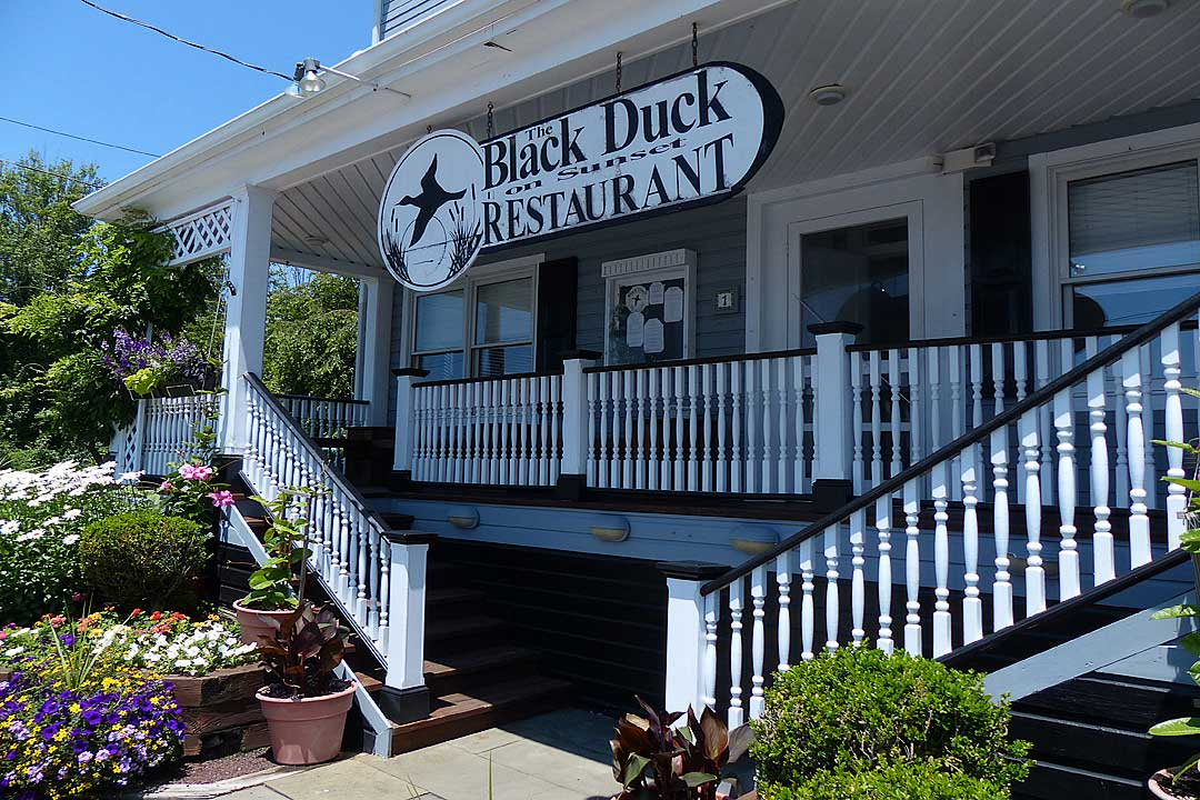 The Black Duck Restaurant Cape May Nj
