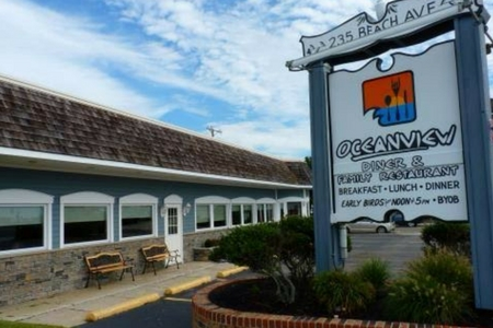 Oceanview Diner And Family Restaurant