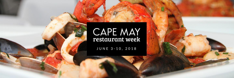 Cape May Restaurant Week