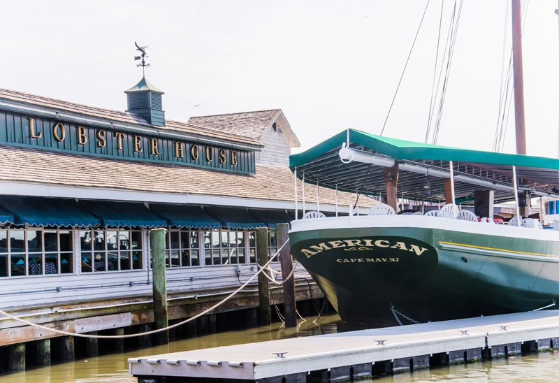 Lobster House | Cape May Area Restaurants and Dining | CapeMay.com