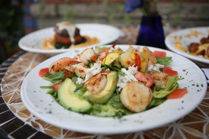 Bella Vida Garden Cafe Menu