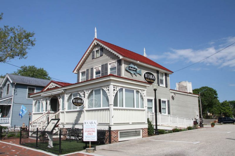 Featured Cape May Restaurants