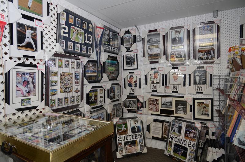 Cape May Sports Memorabilia Area Shops
