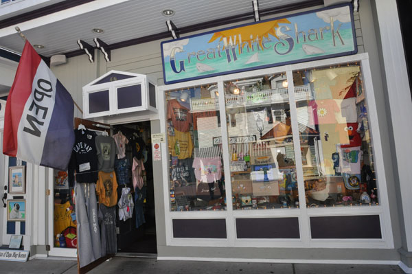 Directory Cape May Area Shops