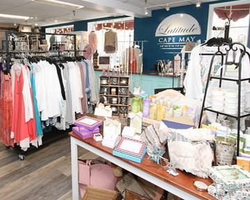 Captivating Cape May Area Shops