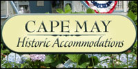 Cape May Historic Lodging Hotline