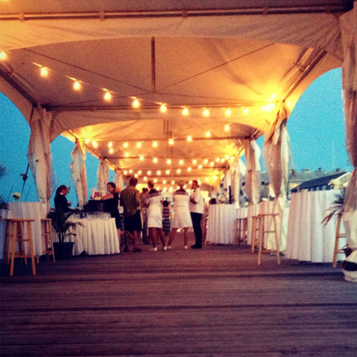 Lobster House Cape May Beach Weddings Capemay